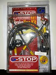 Goodridge G-stop Brake Lines [20073] Front And Rear For 87-88 Acura Legend Coupe