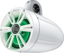 Pioneer Ts-me770tsw 7.7 Towers White Sport Grille Rgb