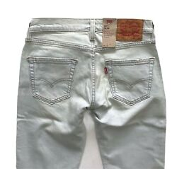 Leviand039s Nwt Mens 511 Slim Fit No Place Like Home 045112728 Denim Jeans