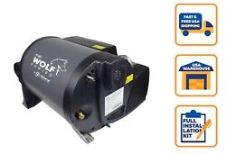Airandwater Heater Wolf 6000 Aw Propanegasolinediesel 12 V For Rv Camper Van