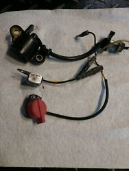 Oem Honda Japan Gx270 Low Oil Level Alert Unit And Engine Stop Switch Save