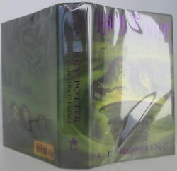 J K Rowling / Harry Potter And The Half-blood First Edition 2005 2008209