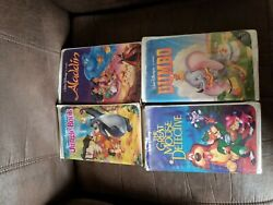 Vintage Most Sought After Black Diamond The Great Mouse Detective Vhs, 1992