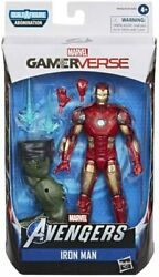 Marvel Legends Avengers Iron Man Gamerverse Action Figure Abomination BAF