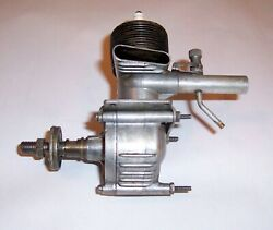 Ohlsson And Rice .60 Sp And Glow Plug With Great Compression Model Airplane Engine