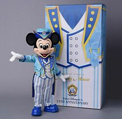 Funderful Disney Member Exclusive Mickey Mouse Action Figure Doll 15th