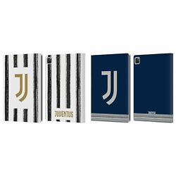 Juventus Football Club 2020/21 Match Kit Leather Book Wallet Case For Apple Ipad