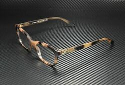 Be2249 3641 Spotted Brown Demo Lens 52 Mm Womenand039s Eyeglasses