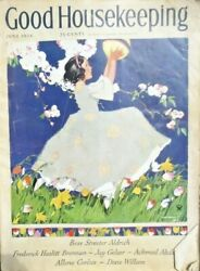 Good Housekeeping June 1934 First Appearance Of Donald Duck Andldquowise Little Henandrdquo