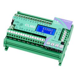 Laumas Clm8 Digital Load Cell Summing Junction Box Din Rail Mount For Scales