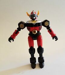 Bandai Sentai Gingaman Power Rangers Black Knight Bullblack Figure Us Seller
