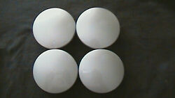 Fits Chevy Suburban 1500 Tahoe Silver Wheel Hubcaps Center Caps Set Of 4 5117