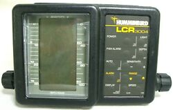 Humminbird Model Lcr 3004 Lcd Display Fishfinder Untested As Is