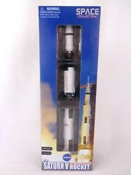 Dragon Wings 1/400 Scale Saturn V Rocket Apollo 11 Mission Space Collection Rare