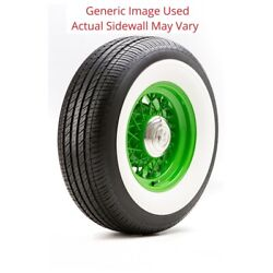 225/75r16 Couragia Xuv Federal Tire With 3.5 White Wall - Modified Sidewall 1 T