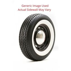 175/80r13 Un203 Trailer Mastertack Tire With Red Line - Modified Sidewall 1 Ti