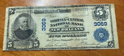 1902 5 Whitney Central National Bank New Orleans Louisiana