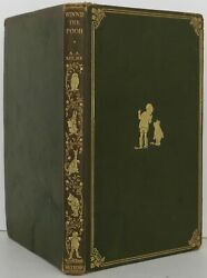 A A Milne / Winnie The Pooh First Edition 1926 2009203