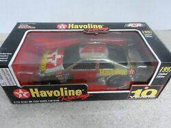Nos Texaco-havoline 1997 Limited Edition Gold Die Cast Stock Car 00561t