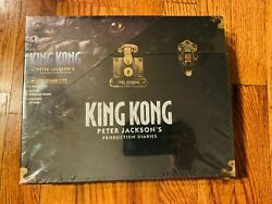 King Kong Peter Jacksons Production Diaries Limited Dvd Collectors Edition New