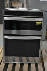Whirlpool Woc75ec0hs 30 Stainless Microwave Combo Wall Oven Nob 94060 Hrt