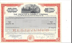 The Proctor And Gamble Company.....1987 New Zealand Dollar Note Due 1990