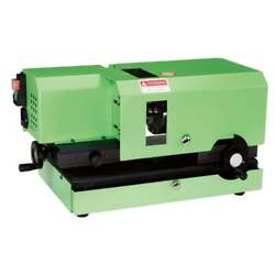 Tool Cutting And Grinding Machine W/chamfer And Neck Grinding Capability Gs13