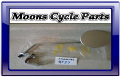 Nos Yamaha Rh Mirror And Clamp Dt1 Rt1 R5 R3 At1 Xs1 Xs2 Yr1 Yr2 R5 Ct1 Dt2 Rt2