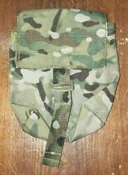 Firstspear 100 Rd Linked Ammo Pocket 6/12 Multicam Utility Pouch 5.56 7.62