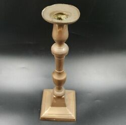 Antique Brass Copper Candle Holder Candlestick Home Decor