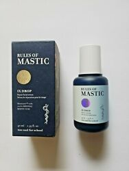 Too Cool For School Rules of Mastic IX Drop Repair Serum OR Cleanser FREE SHIP $13.99