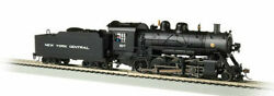 Bachmann 57903 Ho Scale Ny Central 1137 Baldwin 2-8-0 Consolidation Dcc And Sound
