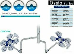 Ossio 504 Led Ot Light Operation Theater Lamp Surgical And Examination Ot Lights