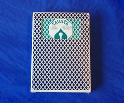Sahara Hotel Casino Bee Diamond Back Club Spl Playing Cards Table Used And Sealed
