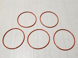 Lot Of 5 Oem Yamaha Outboard O-rings 93210-53m08 New Genuine Lower Casing Drive