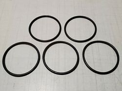 Lot Of 5 Oem Yamaha Outboard O-rings 93210-55m14 New Genuine Lower Casing Drive