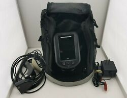 Humminbird 197c - Color Head Unit Transducter Battery Charger And Carrying Case
