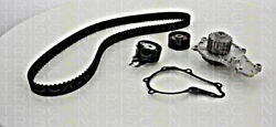 Triscan Water Pump And Timing Belt Kit For Peugeot Citroen Ford Mazda 206 1855736