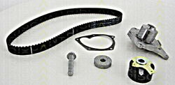 Triscan Water Pump And Timing Belt Kit For Renault Nissan Dacia Captur Clio 01-18