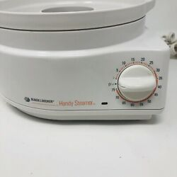 Black And Decker Hs80 Type 4 Handy Food Steamer Rice Drip Tray + Working Base Only