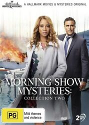 Morning Show Mysteries Collection Two [new Dvd] Australia - Import Ntsc Regi