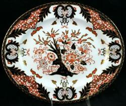 Royal Crown Derby Kings Platter 13 Bone China 383 Great Condition