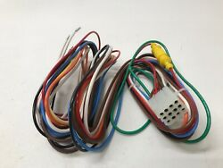 Federal Signal Z175822a Vintage Pa300 Siren Wiring Cable Wiring Oem
