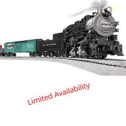 Lionel 1923020 O New York Central Flyer 0-8-0 Lionchief Set With Bluetooth