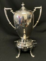 Sterling Silver Coffee Urn By Dominic And Haff Sterling Marking 1121/87