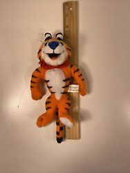 Kellogg's Frosted Flakes Tony The Tiger 9 Posable Plush Figure 1997 Tail To Ear