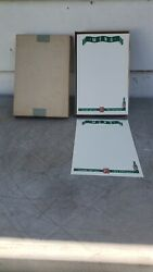Vintage Advertising 7up Fresh Up With 7up Paper Sheet Lot