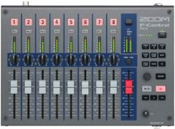 Zoom Frc-8 F-control Mixer Type Controller Multitrack Field Recorder F Series