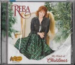 My Kind Of Christmas By Reba Mcentire Cd 2016 Brand New Sealed