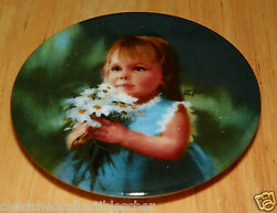 Collector Miniature Plate Donald Zolan For You First Member Only 1987